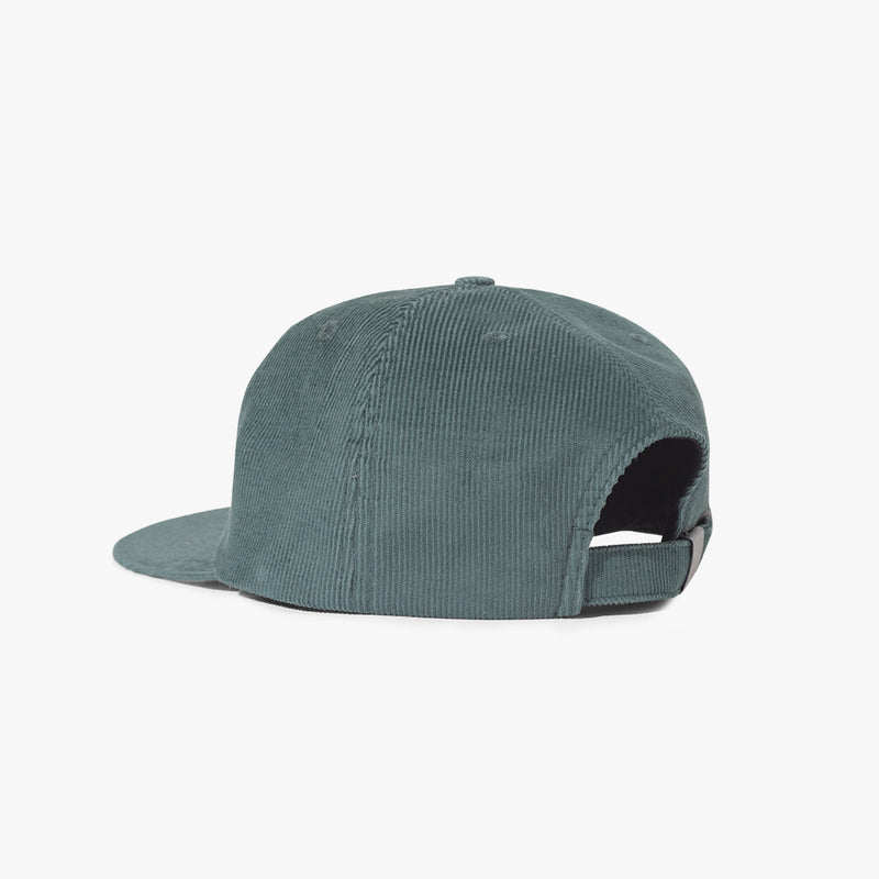 Ladsun Corduroy 6 Panel Dark Teal