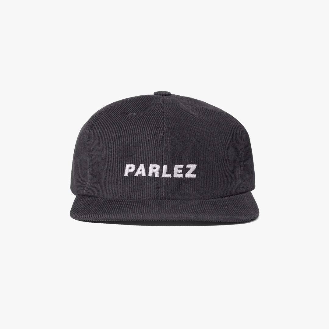 Ladsun Corduroy 6 Panel Black