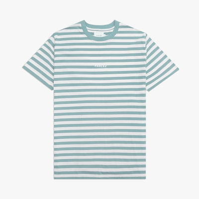 Ladsun Heavy Stripe T-Shirt Sage