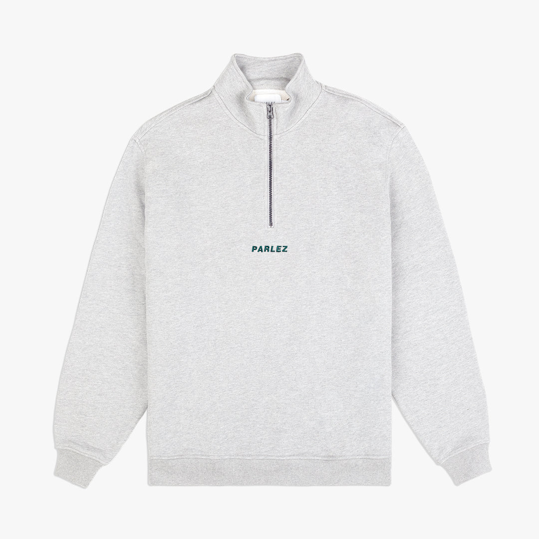 Ladsun 1/4 Zip Heather