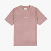Ladsun Stripe T-Shirt Dusty Pink