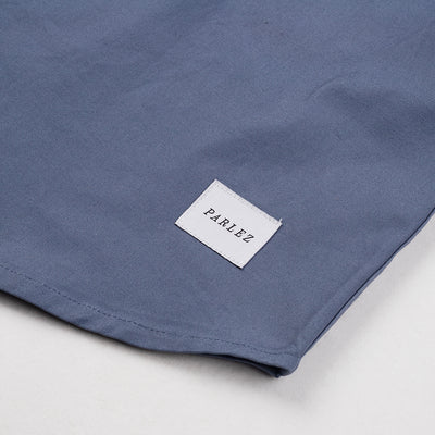 Laurent Shirt Slate Blue