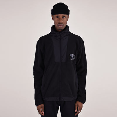 Yard Fleece Black