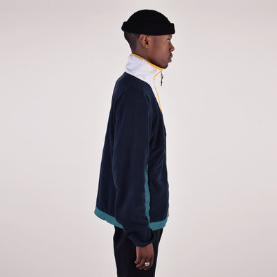 Parlez Yard Fleece Navy