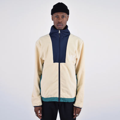 Parlez Yard Fleece Cream