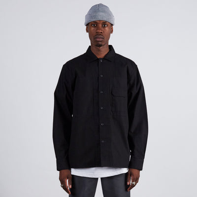 Furl Shirt Black