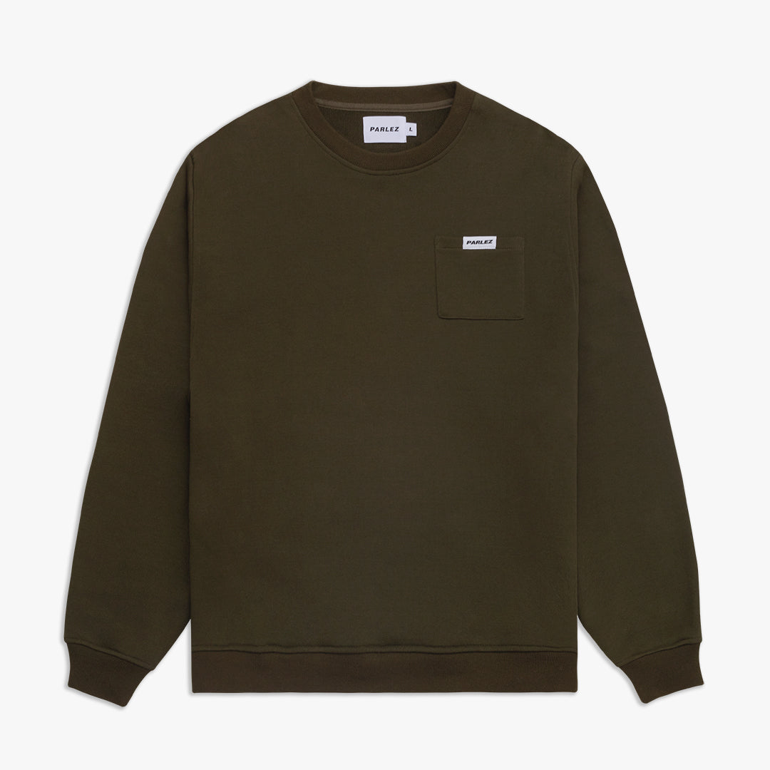 Locker Sweatshirt Khaki