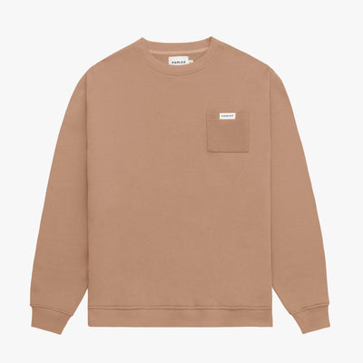 Locker Sweatshirt Sand