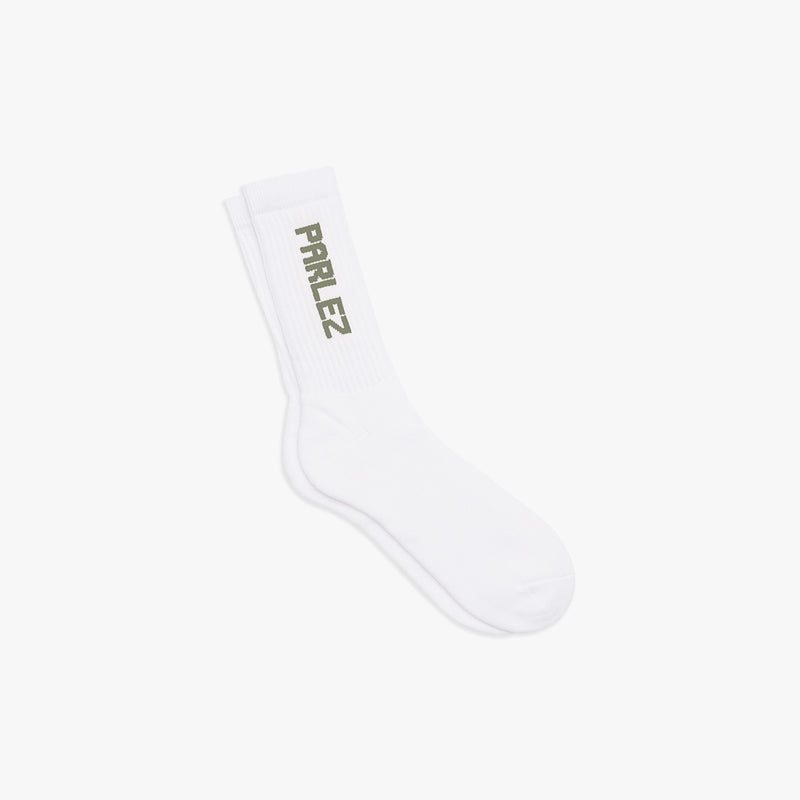 Back Stay Socks Khaki