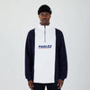 Fife Half Zip Navy