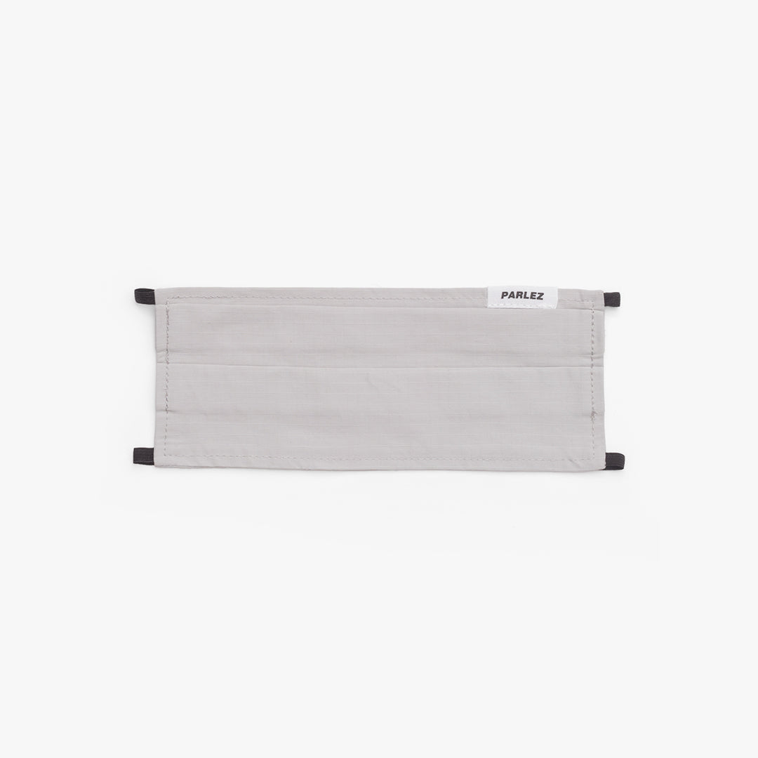 Parlez Face Mask Grey