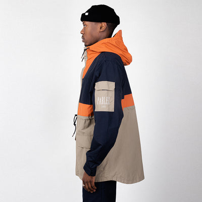 Northwestern Jacket Navy/Orange
