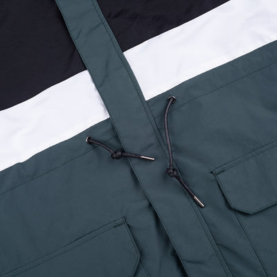 Northwestern Jacket Black/Forest