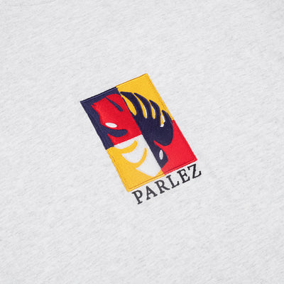 Parlez Oblique T-Shirt Heather