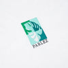 Parlez Oblique T-Shirt White/Green