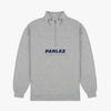 Parlez Harbour Quarter-Zip Heather