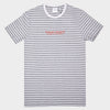 Bradley T Shirt Heather Stripe