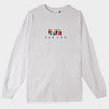 Jacobson L/S T-Shirt Heather