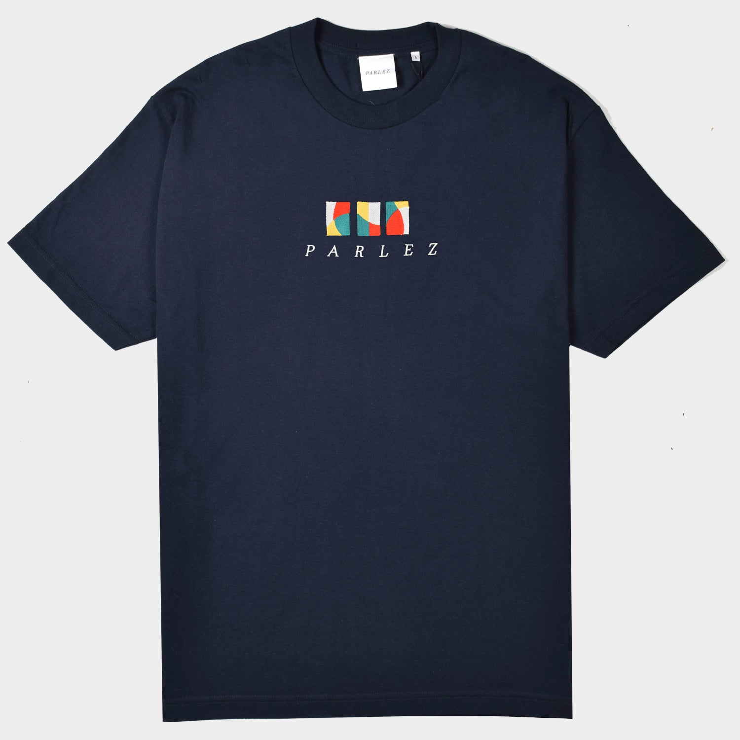 Jacobson T Shirt Navy