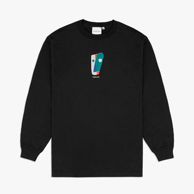 Painter L/S T-Shirt Black