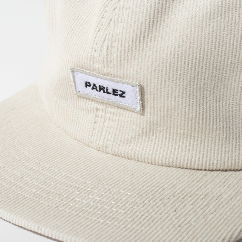 Cooke 6 Panel Cord Cap Sand