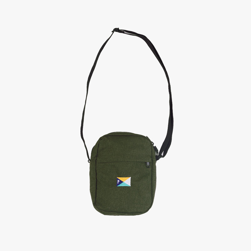 Pennant Hip Pack Green