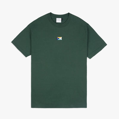 Pennant T Shirt Forest