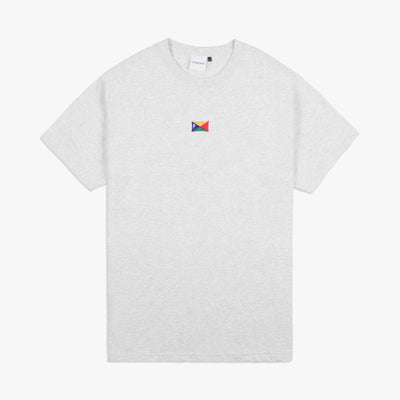 Pennant T Shirt Heather