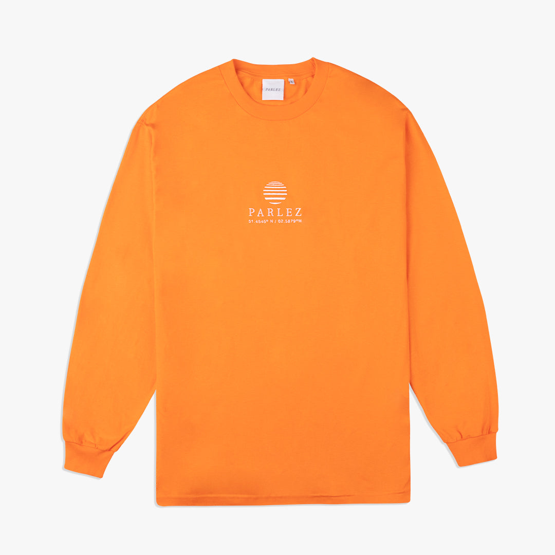 Purcel L/S T-Shirt Orange