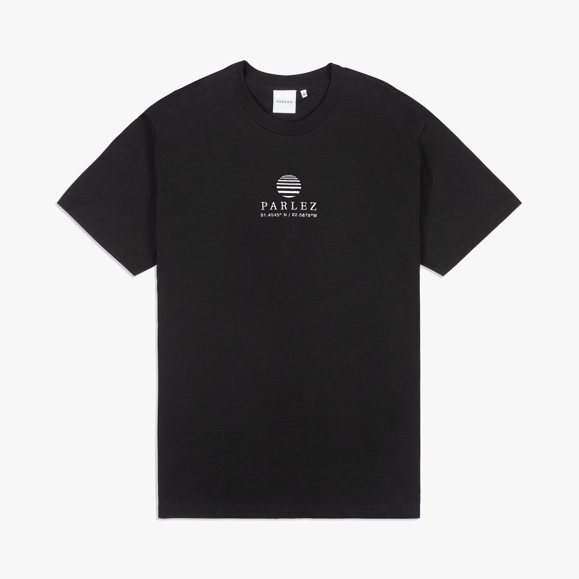 Purcel T-Shirt Black