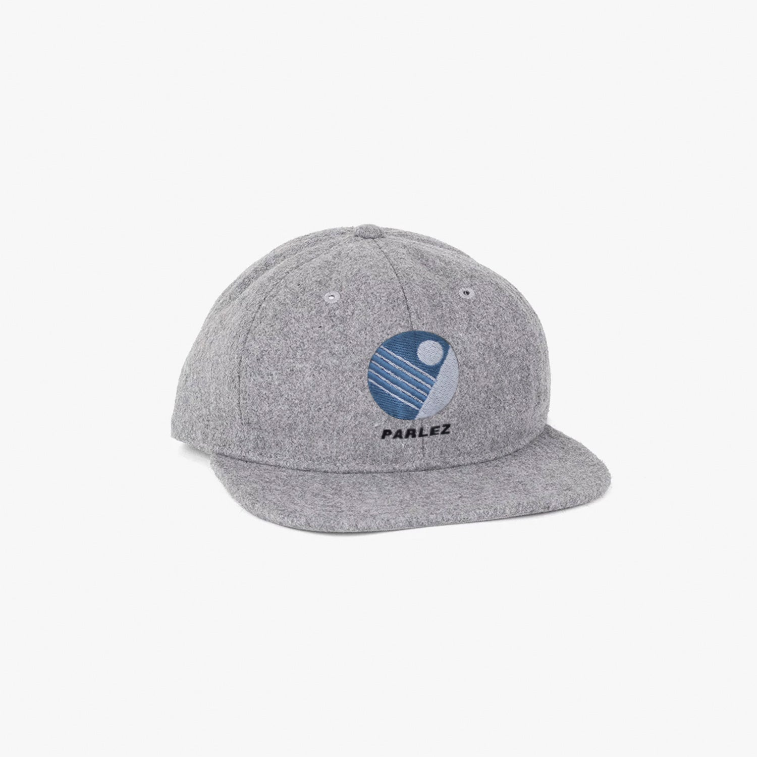 Parlez x Jingo Wool 6 Panel - Heather