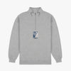 Parlez x Jingo 1/4 Zip Heather