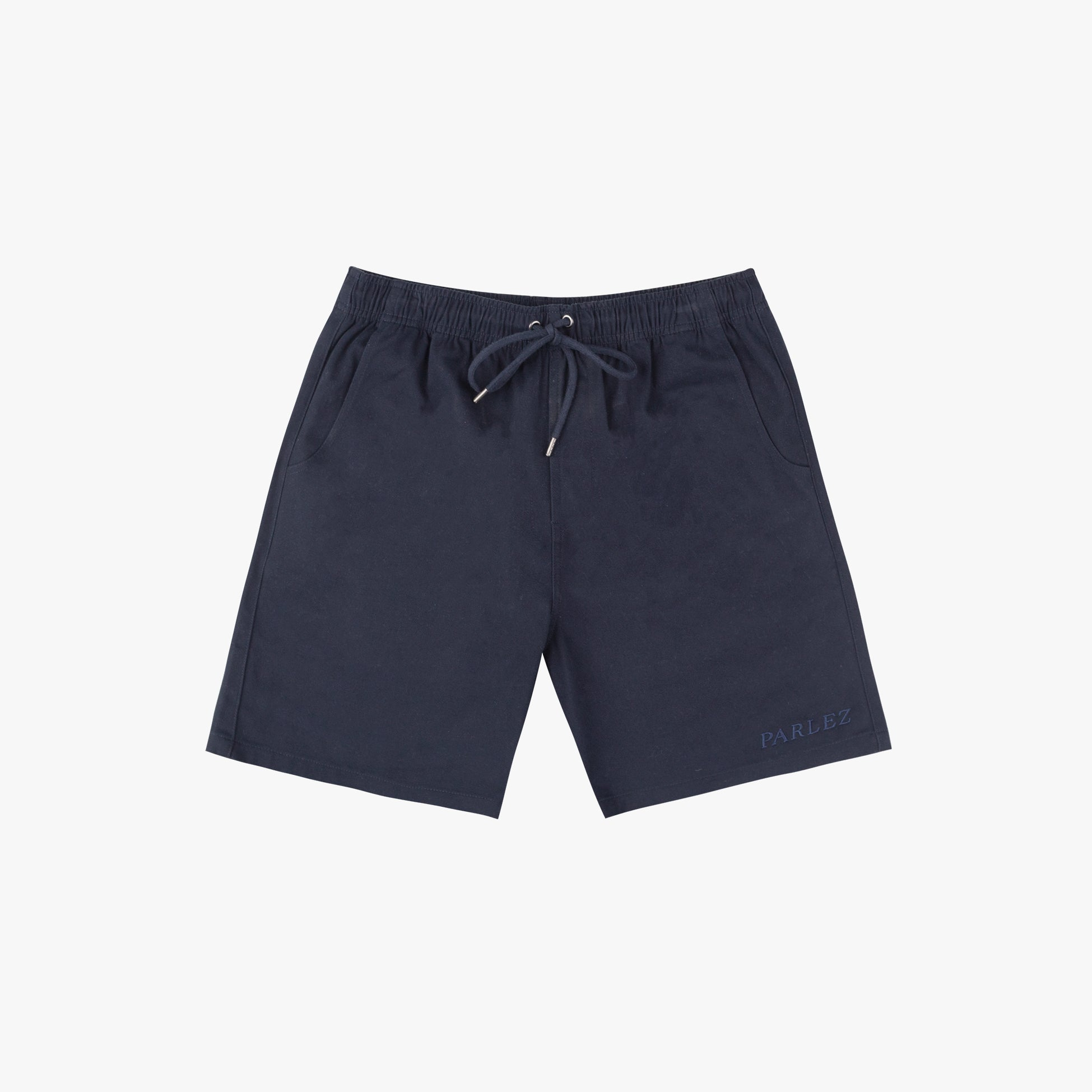 Parlez Ron Short Navy