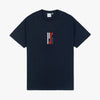 Parlez Sinclair T-Shirt Navy
