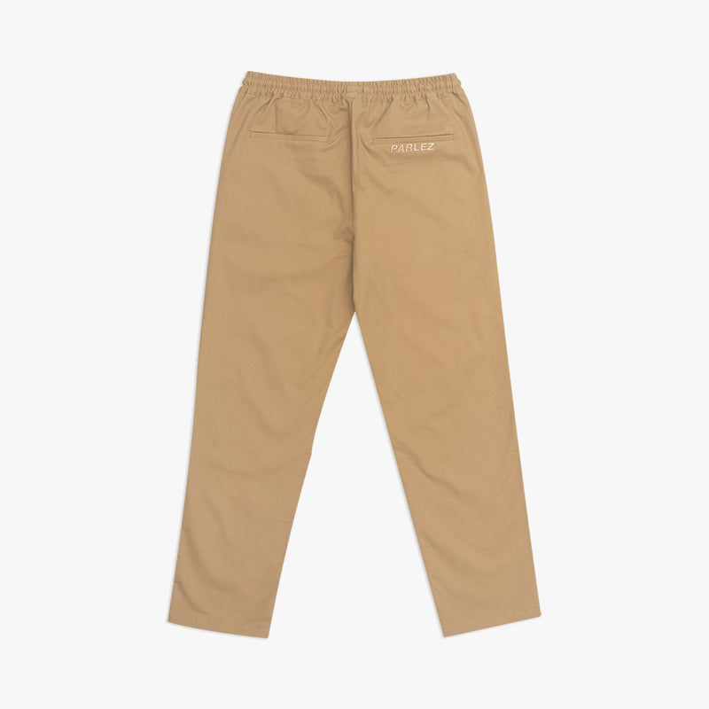 Spring Cotton Trouser Sand