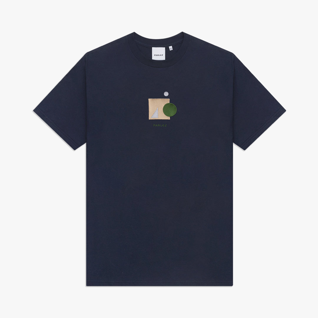 Saintes T-Shirt Navy