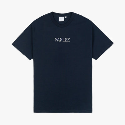 Parlez Shadow T-Shirt Navy