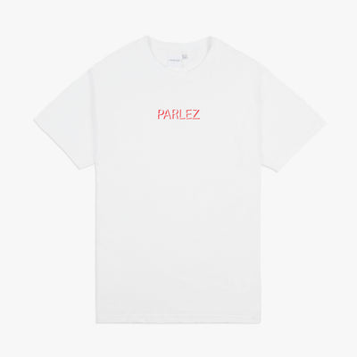 Parlez Shadow T-Shirt White