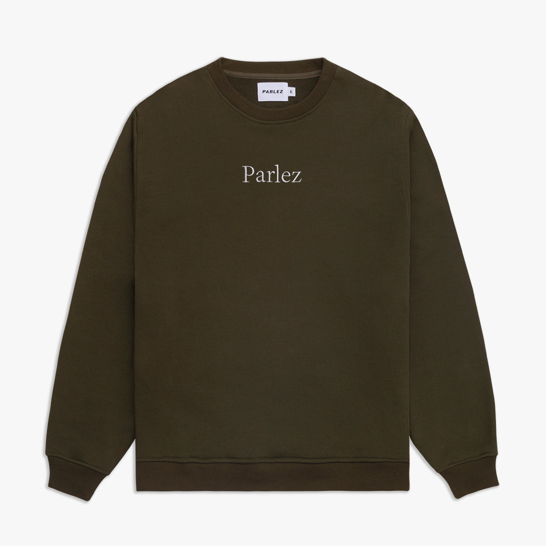 Skutsje Sweat Khaki