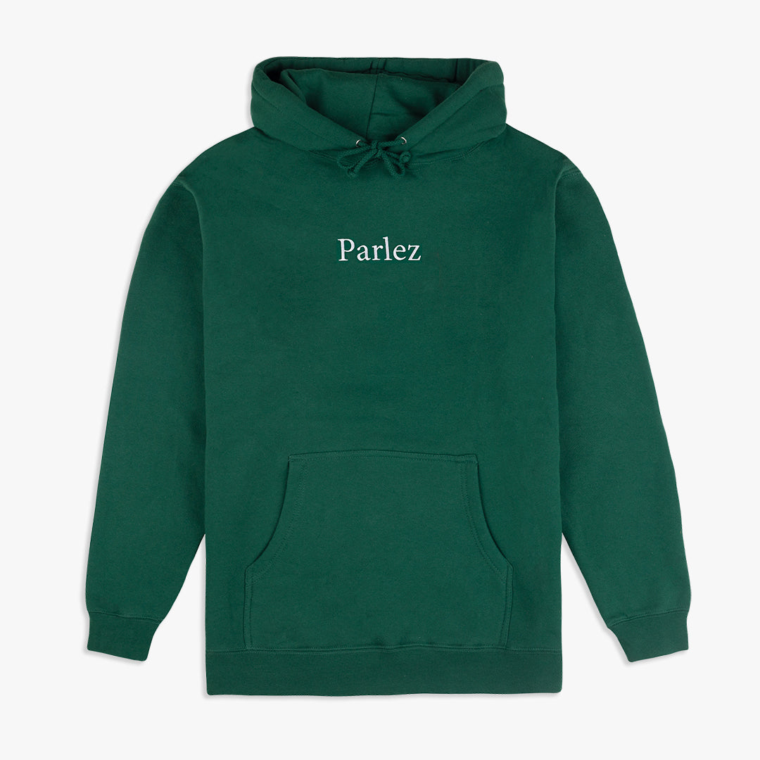 Parlez Skutsje Hooded Top Forest