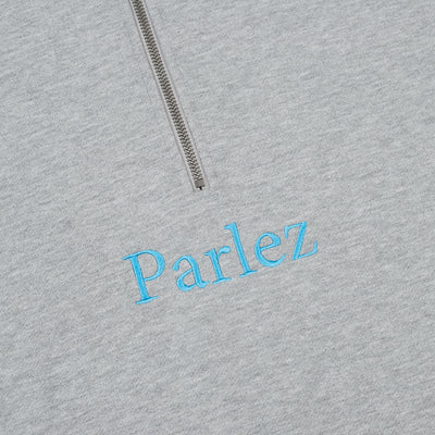 Parlez Skutsje Quarter-Zip Heather
