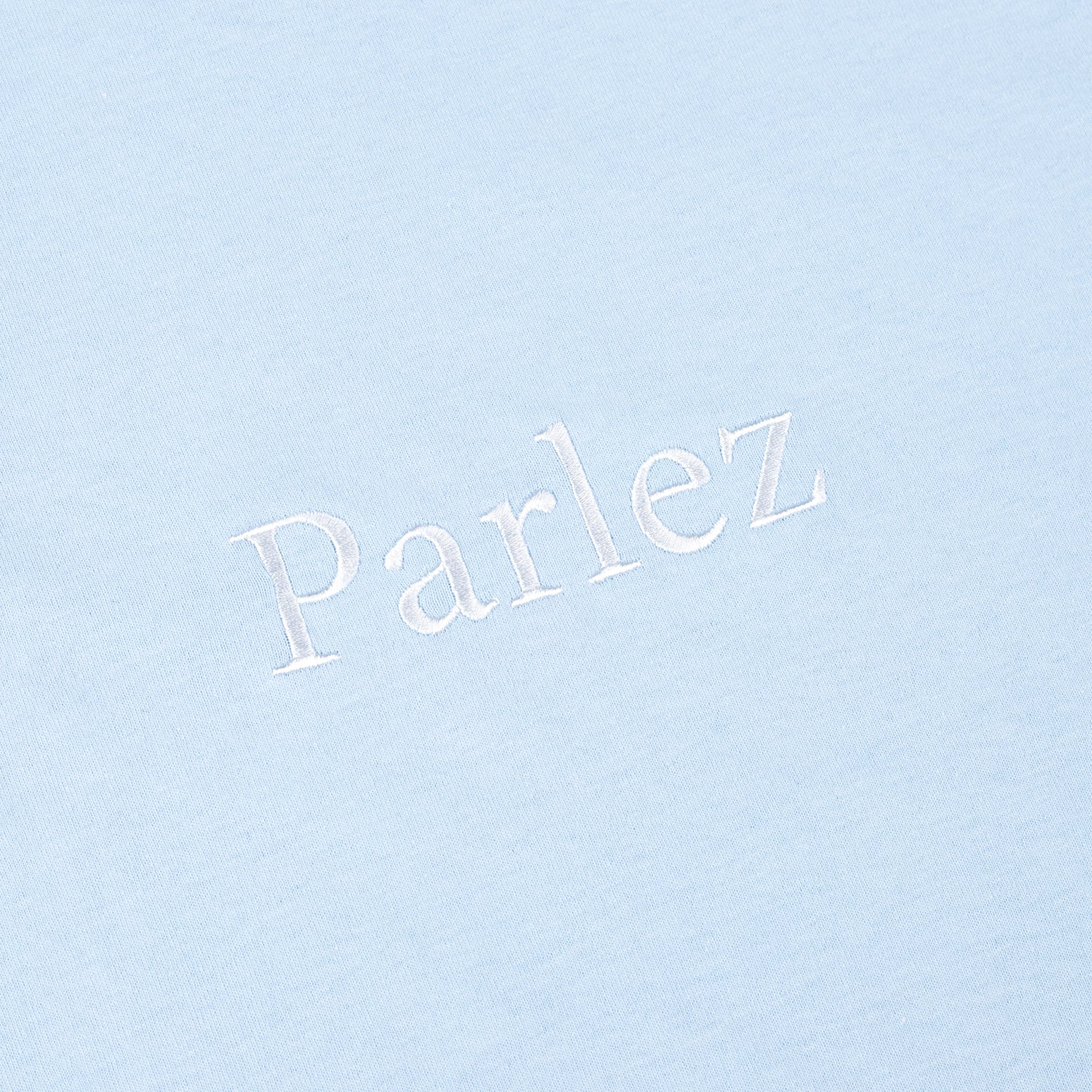 Parlez Skutsje T-Shirt Powder Blue