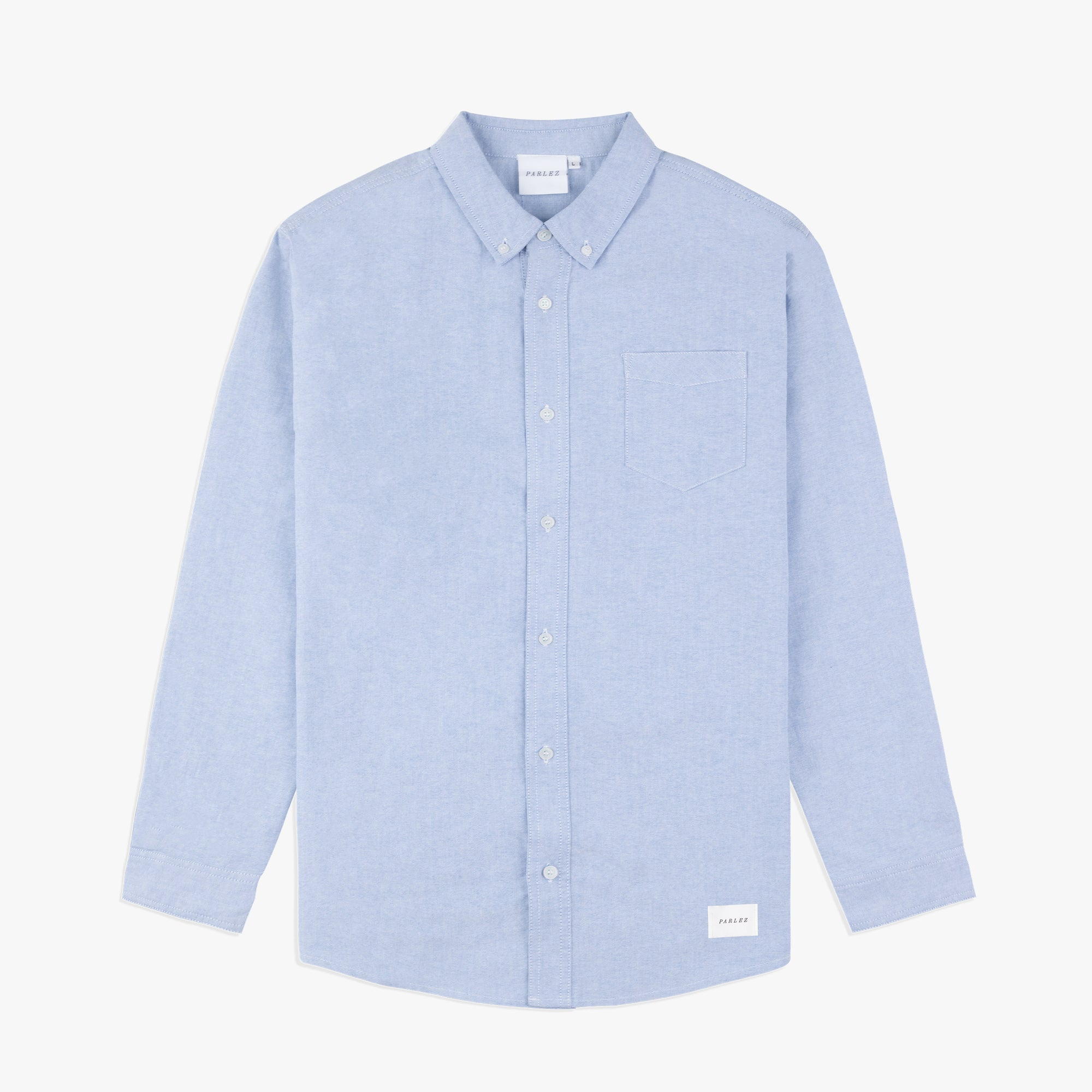 Sloop Long Sleeve Shirt Light Oxford