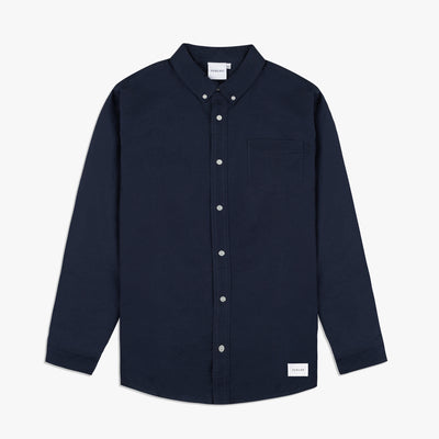 Sloop Long Sleeve Shirt Navy