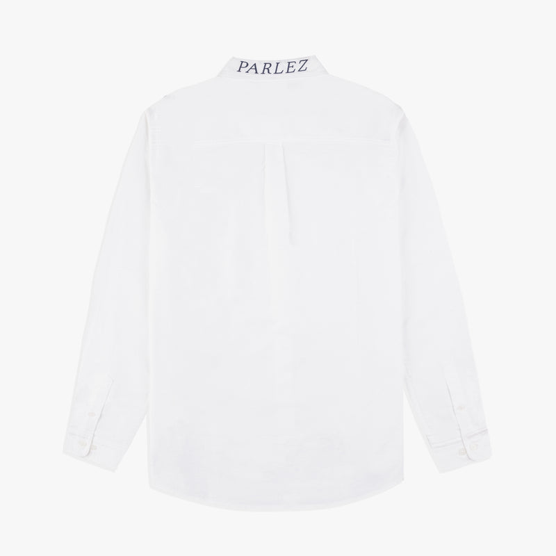 Sloop Long Sleeve Shirt White