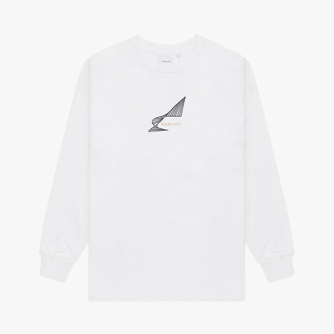 Speightstown L/S T-Shirt White