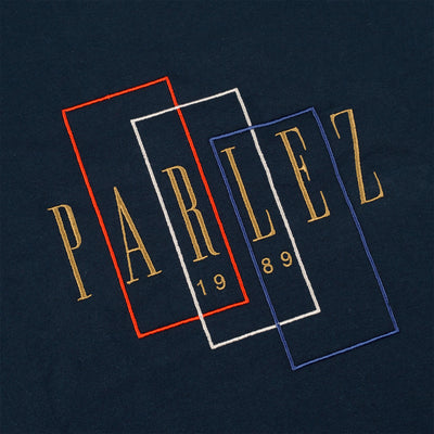 Parlez Spray T-Shirt Navy