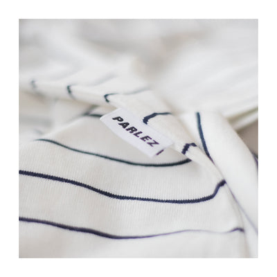 Ladsun Stripe T-Shirt White
