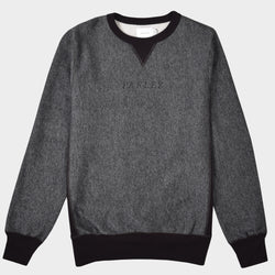 Tonal Sweatshirt - Black