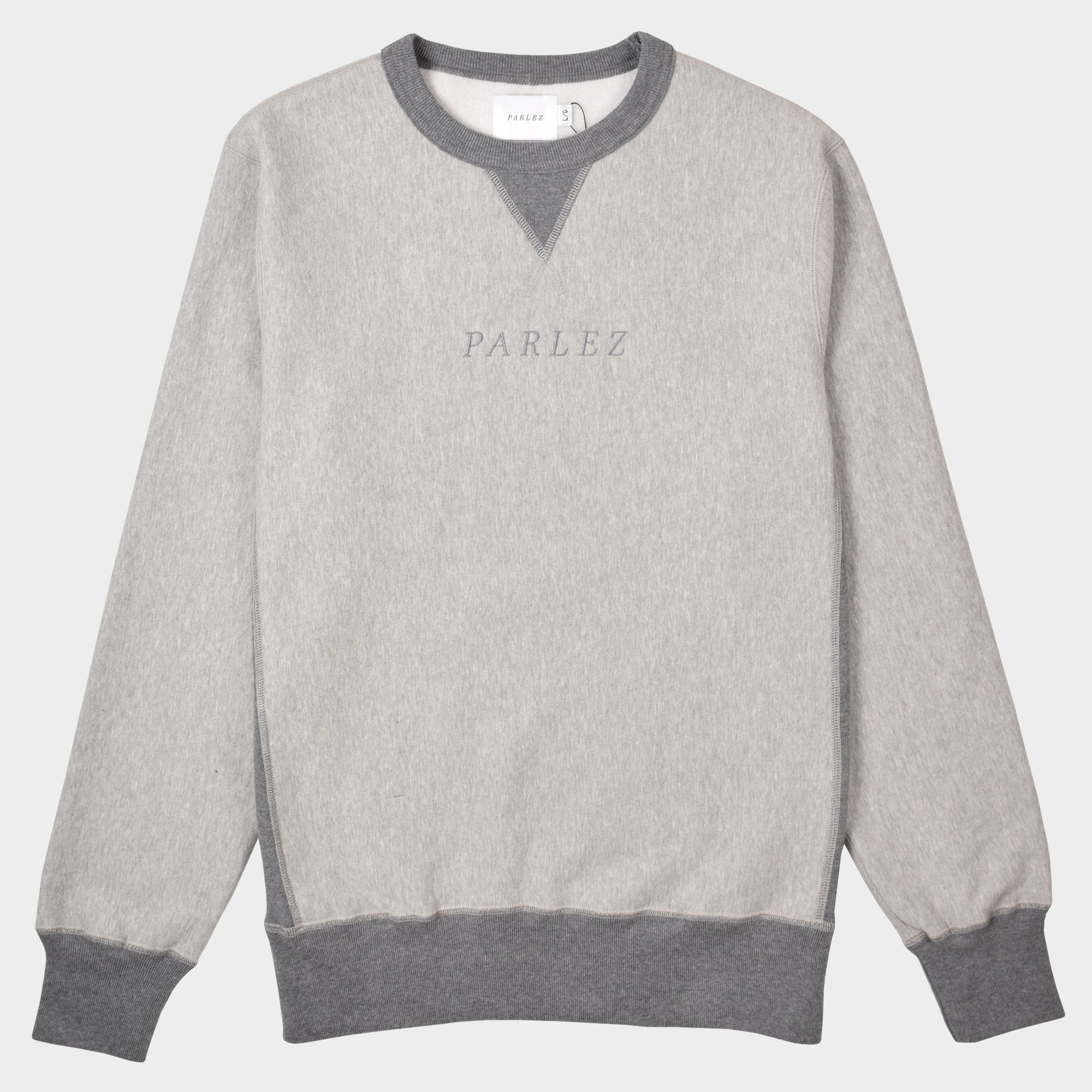 Tonal Sweatshirt - Heather